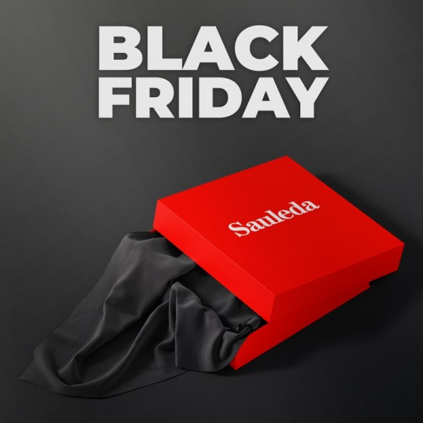 BLACK FRIDAY.  -5% on all our catalogue
