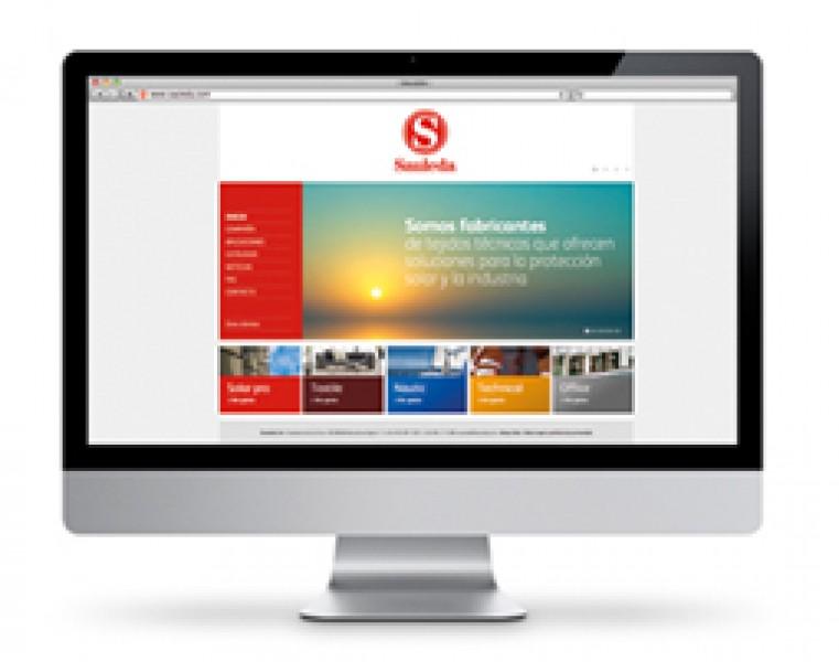 Presentación de la WEB