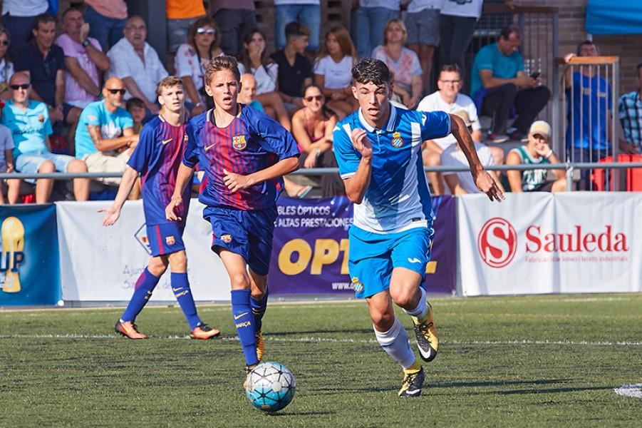 """Sauleda, patrocinador del prestigioso torneo juvenil """"The CUP 2017"""""""