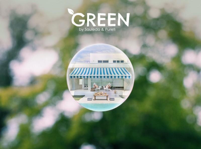 Sauleda lanza Green, el primer tejido que limpia y purifica el aire mediante fotocatálisis