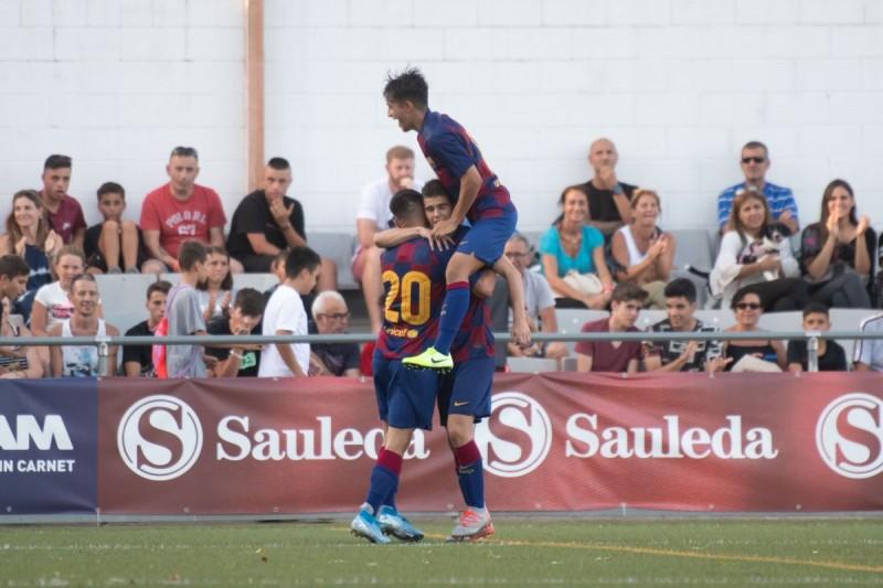The Cup 2019: Fútbol joven de primer nivel patrocinado por Sauleda