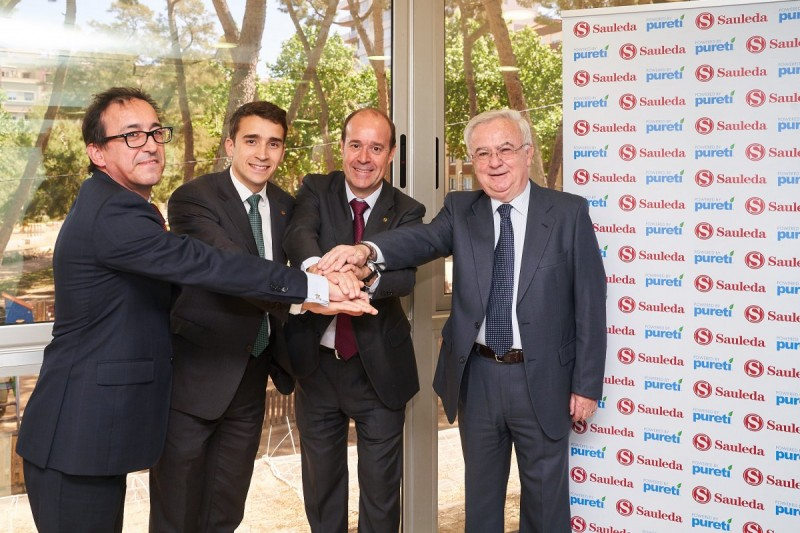 Strategic alliance between Sauleda and Pureti for the worldwide launch of new technology in ecological solar protection