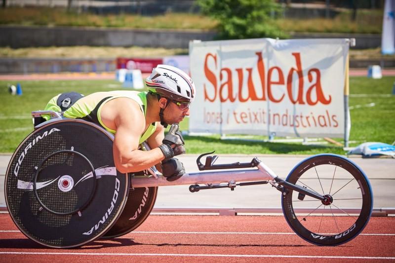 15th International Paraathletics Meeting in L'Hospitalet - Sauleda Grand Prix