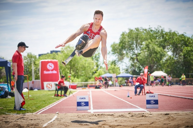 The Sauleda Gran Prix for Paralympic Athletes