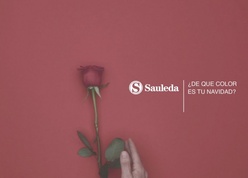 Sauleda commercial 2018 - What colour is you Christmas?