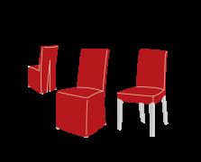 Funda de sillas